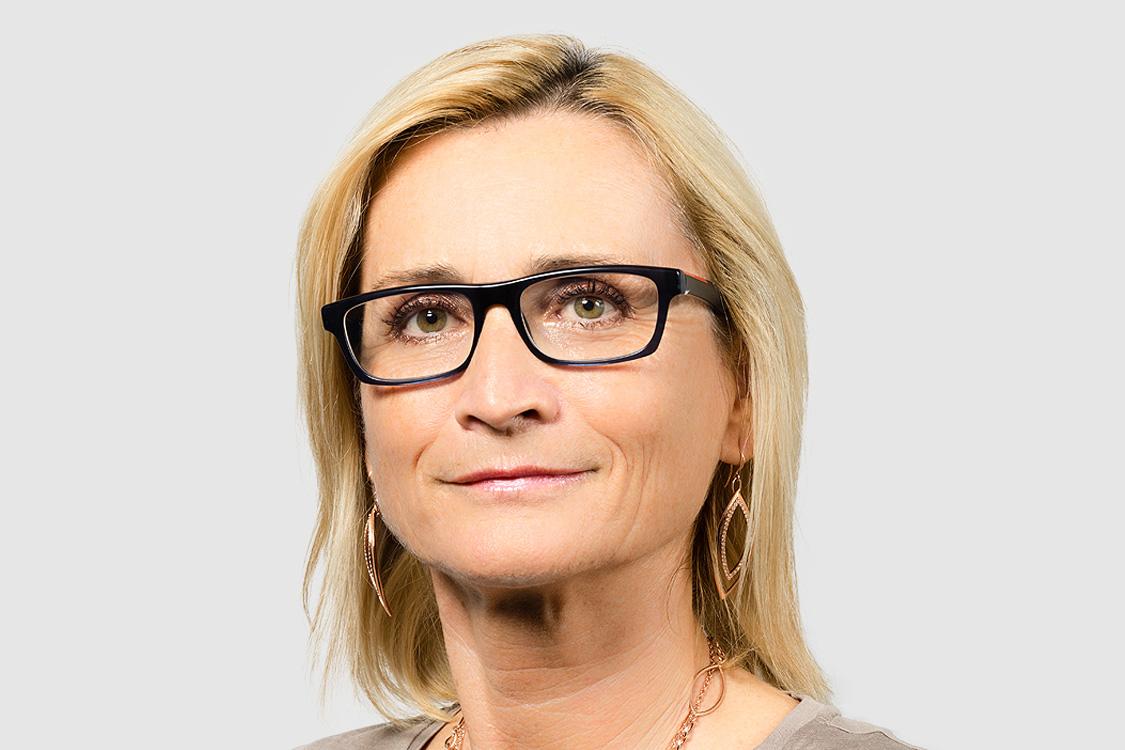 Dr. Gerlinde Fasching, Fachärztin für Lungenkrankheiten