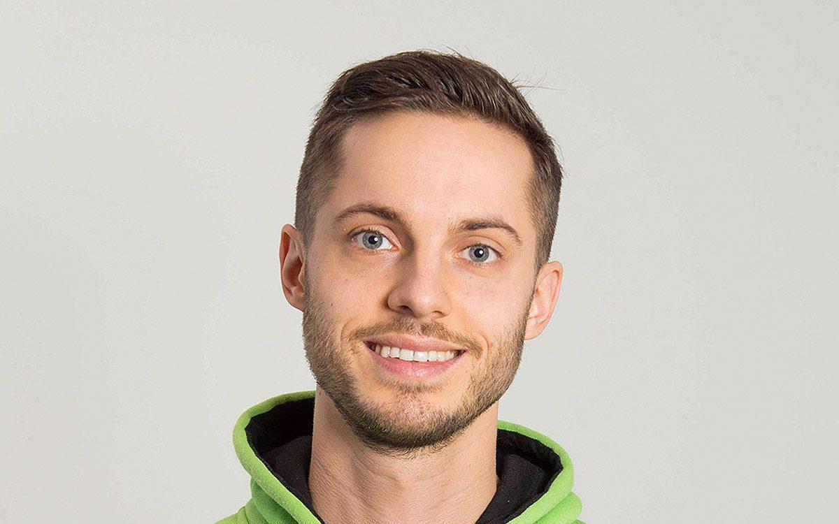 Nico Maurer, bixpack